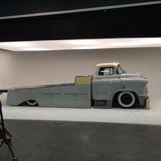 futuraconcepts - After 6 months working around the clock here it is ODIN #futuraconcepts in collaboration with @max_grundy designs first built     #coetruck #coe #maxgrundy #art #chevrolet #duramax #duramaxtruck #coelifestyle #cabover