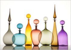 Joe Cariati Petit Decanter Collezione contemporanea barware