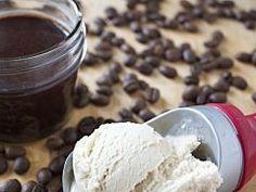 Recipe: Coffee Ice Cream with Hot Fudge Sauce