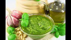 Pesto Sauce.  Make Pesto at Home!
