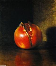La grenade - (George Henry Hall)