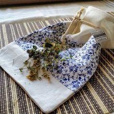 Vrecko na bylinky  #bag #herbs