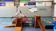 parcours springen gymles