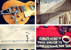 Paul…passion for guitars, type, photography and Mrs. C.