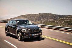 BMW-X6 - Foto: Divulgação