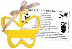 bridal gift/favor