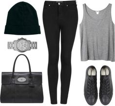 Untitled #649 by eleanorcalder-lookbook featuring beanie hats