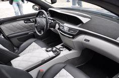 Mercedes-Benz S63 AMG (W221) by Inden Design #mbhess #mbcars #mbtuning…