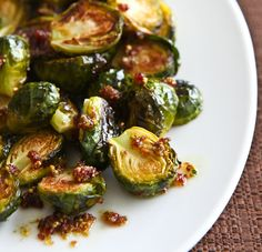 Brussel Sprout Arrabiata