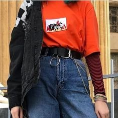 date party outfit Retro Outfits, Grunge Outfits, Grunge Fashion, 90s Fashion, Korean Fashion, Cool Outfits, Vintage Outfits, Casual Outfits, Fashion Outfits