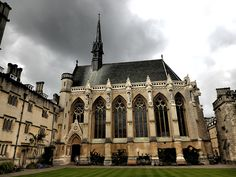 Exeter College, Oxford.