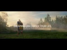 Dreaming can change your life