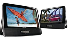 Philips PD9016/37 9-inch Portable LCD Dual DVD player Best Christmas Gifts, Christmas Fun, Look Good Feel Good, Good Things, Diving, Coloring Books, Ideas, Places, Floral