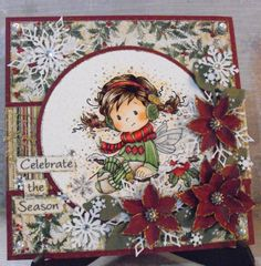 Holly  from Whimsy Wee stamps