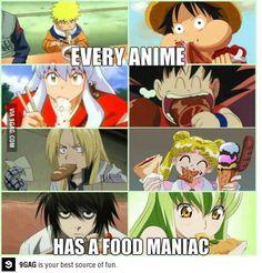 Every anime