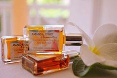 Haitian Frangipani perfume by AmandaJonesAromatics
