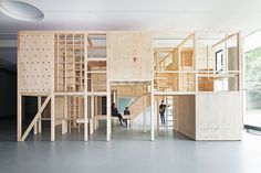 Wohnungsfrage, Atelier Bow–Wow + Kooperatives Labor Studierender, Urban Forest