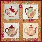 Image result for Free Teapot Quilt Block Patterns