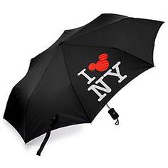 New York ''I Mickey NY'' Mickey Mouse Umbrella