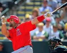 As it should be...Anaheim Angel, Albert Pujols !