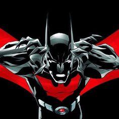 Batman Beyond!  #ComicsAndCoffee