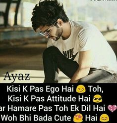 113 Best Yo Boys Images Hindi Quotes Attitude Quotes For Boys