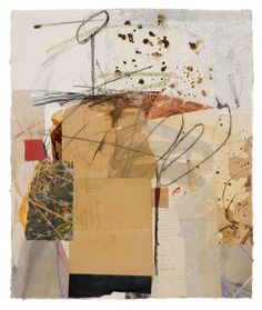 F r a n S k i l e s : Collage, Paper on Paper