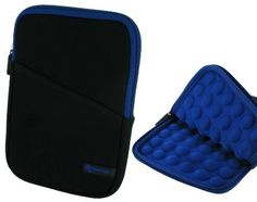 rooCASE Super Bubble Neoprene Sleeve Case Cover for Velocity Micro Cruz T301 Tablet PC (Dark Blue / Black) by rooCASE. Save 36 Off!. $19.22. Limited Lifetime Replacement Warranty on Case and 1 Year Replacement Warranty on Electronic Hardware. Like a kangaroo safely carries her young in her pouch, rooCASE offers protective solutions for your precious electronic possessions. rooCASE designers work with your needs in mind, ensuring that cases have not only sturdy exteriors, but also the…