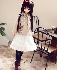 So cold everyday. #azonejp #azonedoll #excute #えっくすきゅーと #dollfashion #pureneemo #o44_lien_3rd