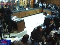Jueces SCJ recesan para mañana recursos de apelación de implicados en caso Odebrecht