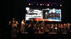 Munaxille maakunnallinen yrittäjäpalkinto Varsinais-Suomen #yrittäjägaala2015 Osaka, Concert, Concerts