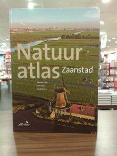 Natuuratlas Zaanstad, genomineerd als Beste Zaanse Boek.