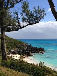 Church Bay in Bermuda, my beautiful island home