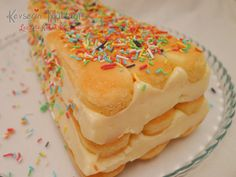 Muzlu Kedidili Pasta Tarifi - Kevser'in Mutfağı - Yemek Tarifleri