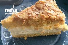 Ballı Badem Pastası Tarifi