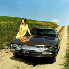 Citroen SM - 1970's style that still looks stunning.