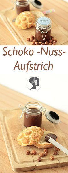 Rezept für Schoko-Nuss-Aufstrich / ganz einfach und schnell gemacht mit der Aldi Küchenmaschine