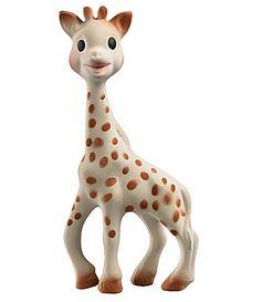 Vulli Sophie Giraffe #Dillards  Best baby toy ever!