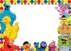The astounding Free Printable Sesame Street Invitation Sesame Street Birthday Invitations, Elmo Birthday Invitations, Birthday Card Template, Birthday Cards, Party Invitations, Sesame Street Crafts, Sesame Street Party, Elmo Plaza Sesamo, Elmo Party