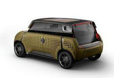 Jean-Marie Massaud: Concepto de coche eléctrico me.We para toyota