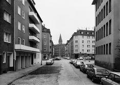 Thomas Struth, Düsselstraße, Düsseldorf 1979