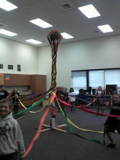 Kodaly Corner: Throwback Thursday: Maypole in the Music Room