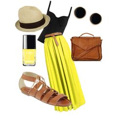 """summer!"" by claire-arick on Polyvore"