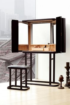 Dressing table 'The Narcissist' by NERI & HU for B.D Barcelona. Interior…