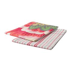 IKEA - INBJUDANDE, Dish towel, With loop for hanging for easy storage when not in use.