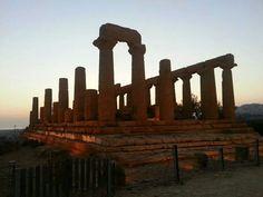 #Sicilia #Agrigento Templi