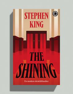 Classic cover for the Shining.