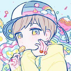 ꒰ ⚘ ꒱ 𝙸𝚌𝚘𝚗𝚜 𝙰𝚗𝚒𝚖𝚎 𝙸 - ☺𝔹𝕆ℕ𝕌𝕊☺ - Page 2 - Wattpad Art Manga, Art Anime, Anime Art Girl, Kawaii Drawings, Cute Drawings, Kawaii Art, Kawaii Anime, Aesthetic Art, Aesthetic Anime