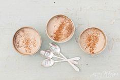 Tea Set Color Block Tea Bowl & Hand Stamped Vintage by NSPottery, $37.00