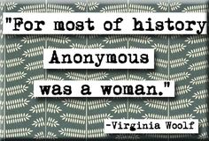 Virginia Woolf Quote Magnet or Pocket Mirror (no.108)